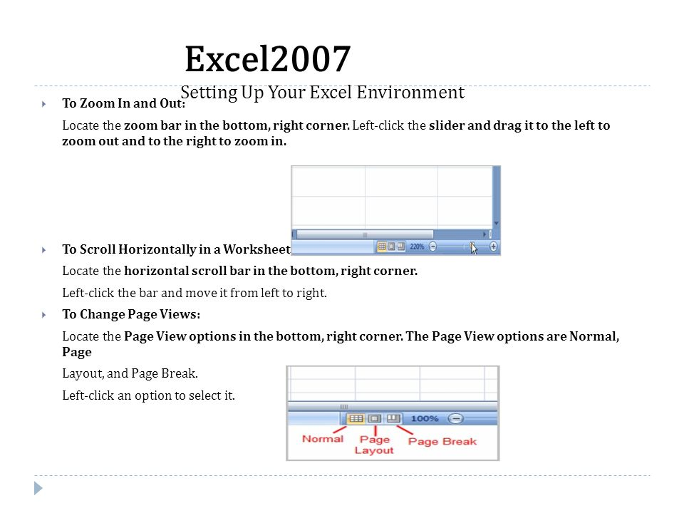 Introduction Excel can be used to calculate and analyze numerical information; however, you will need to know how to write formulas to maximize Excel s capabilities.
