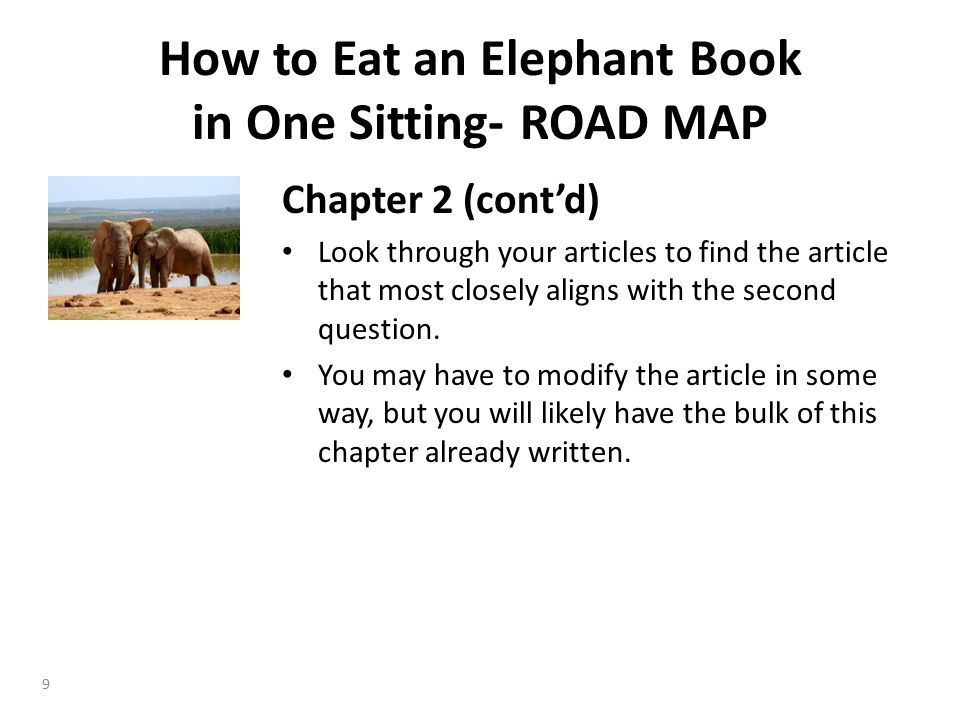 Chapter 3 In the third chapter, we will address the third question from the list you developed in Strategizing Your Problem-Solution Activity while doing the exercises in your Workbook.