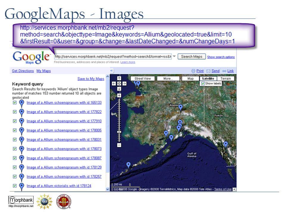 GoogleMaps - Images