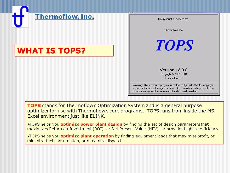 Thermoflow, Inc.