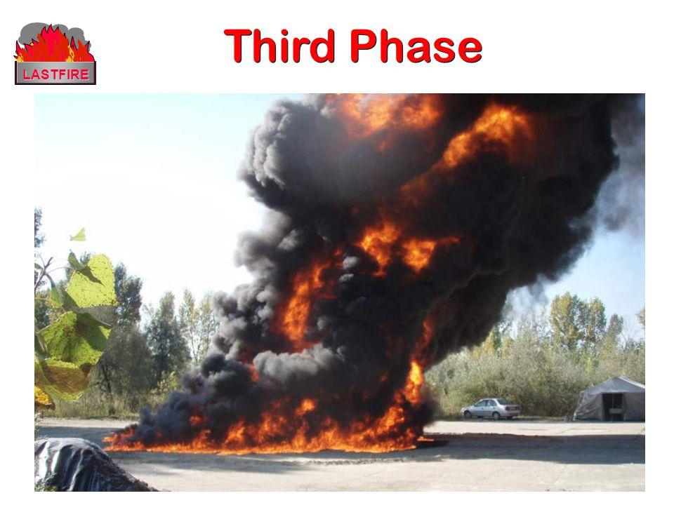 Third Phase LASTFIRE