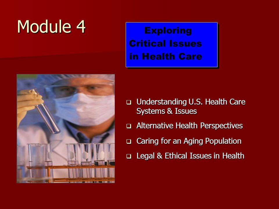 Module 4  Understanding U.S.