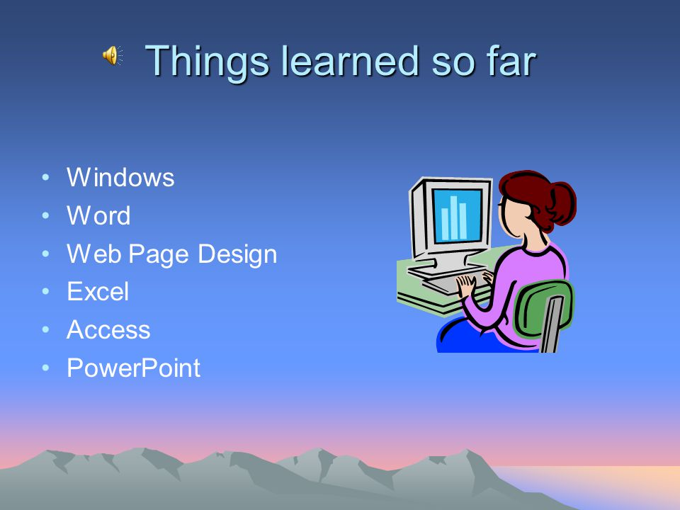 C106 Introduction to Computers By Robin Bell Fall 2004