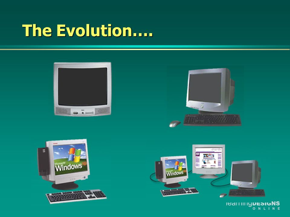 TheEvolution…. The Evolution….