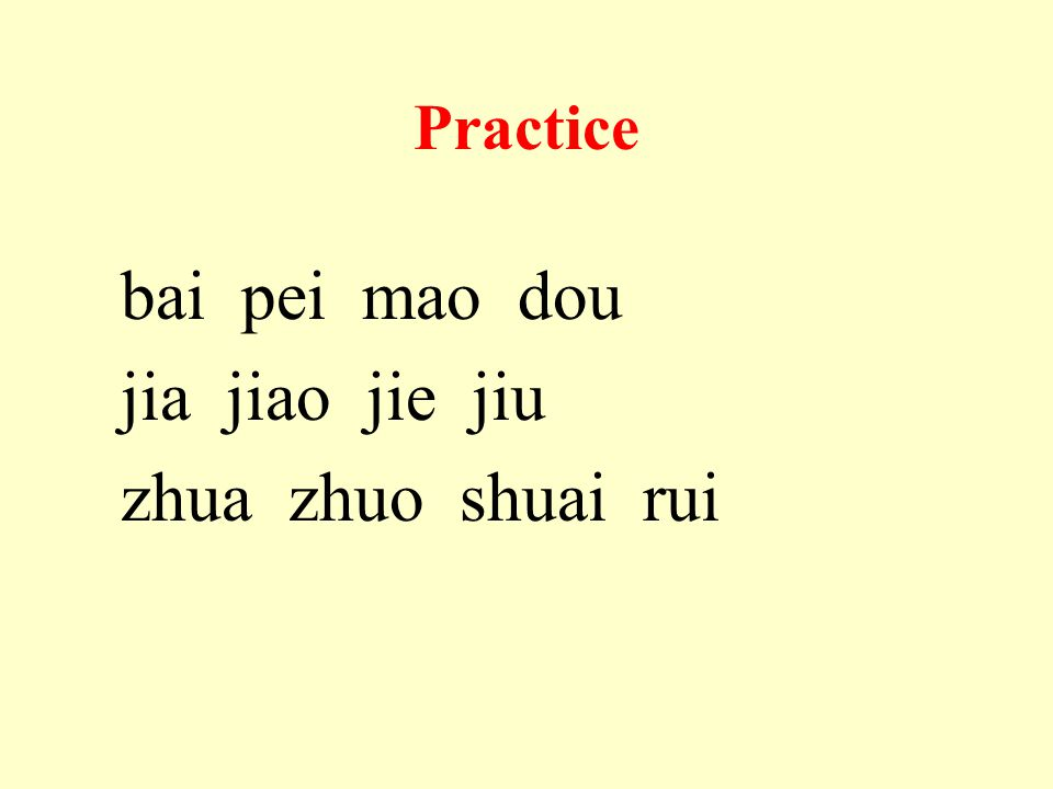 Homework Complete Exercise 3.For the Pinyin pronunciation, go to the Chinese Link website.