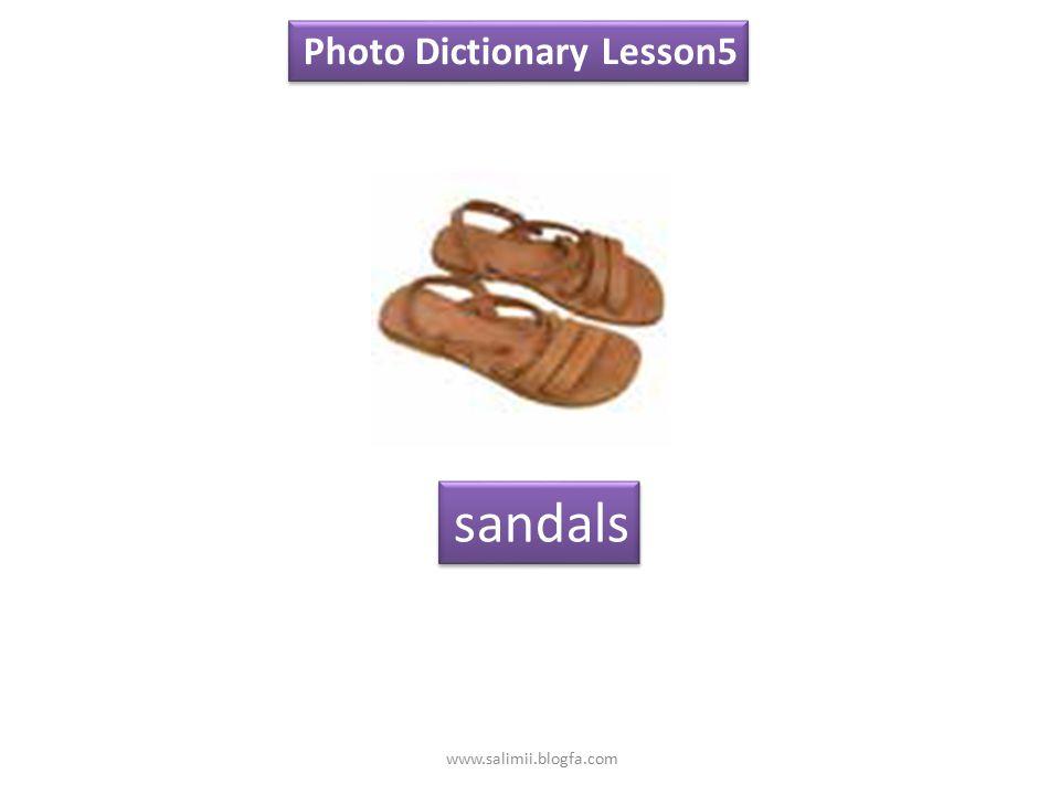 Photo Dictionary Lesson5 old www.salimii.blogfa.com