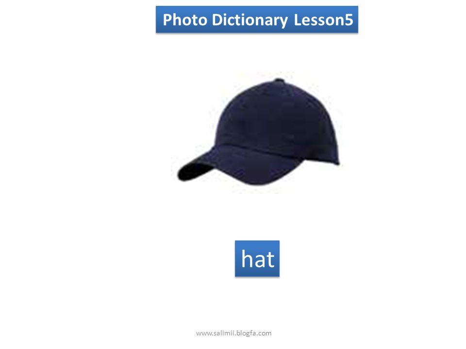 Photo Dictionary Lesson5 dress www.salimii.blogfa.com