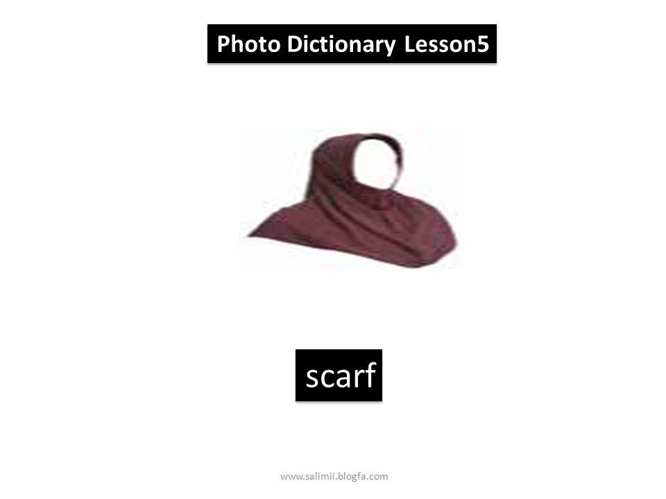 Photo Dictionary Lesson5 chador www.salimii.blogfa.com