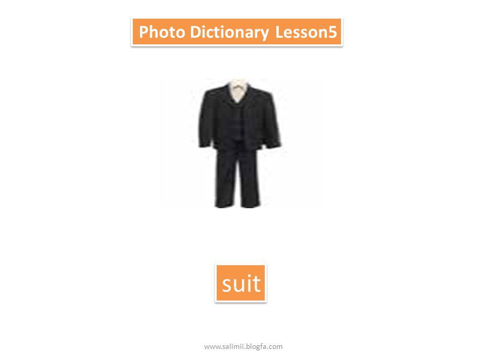 Photo Dictionary Lesson5 scarf www.salimii.blogfa.com