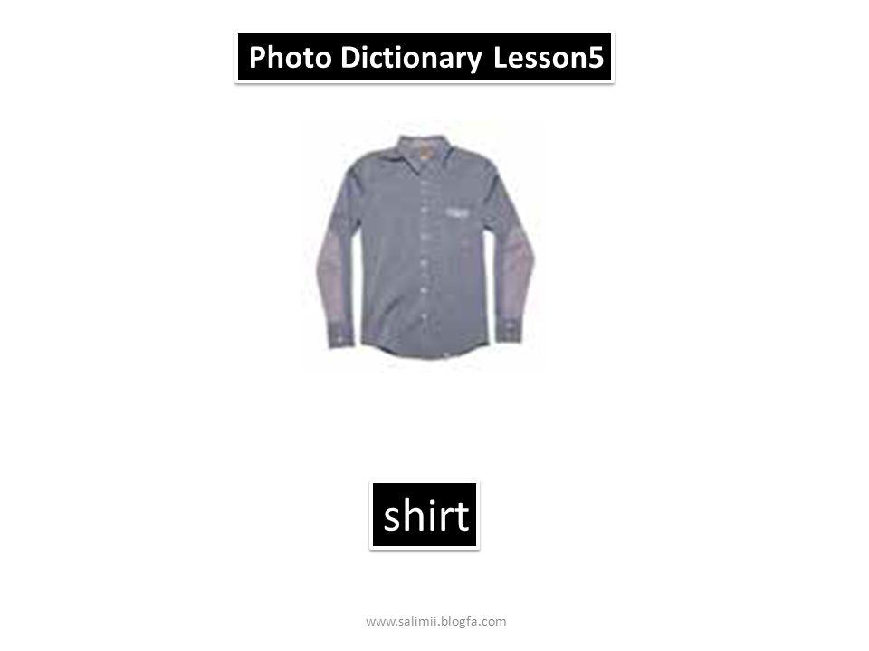 Photo Dictionary Lesson5 shoes www.salimii.blogfa.com