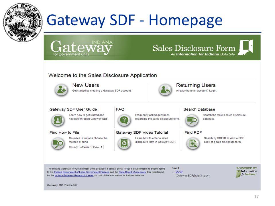 Gateway SDF - Homepage 17
