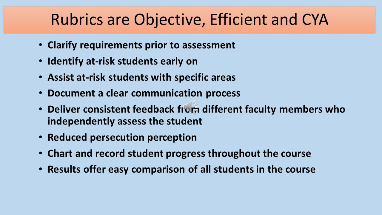 Promotes Student Accountability