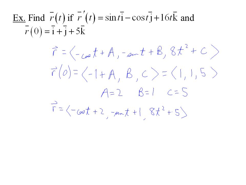 Ex. Find the volume bounded by x 2 + y 2 = 64, under the plane z = y, and in the first octant.