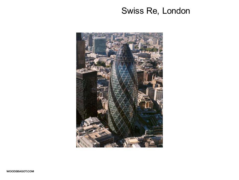 Swiss Re, London