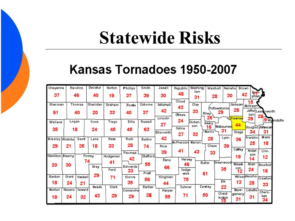 Statewide Risks