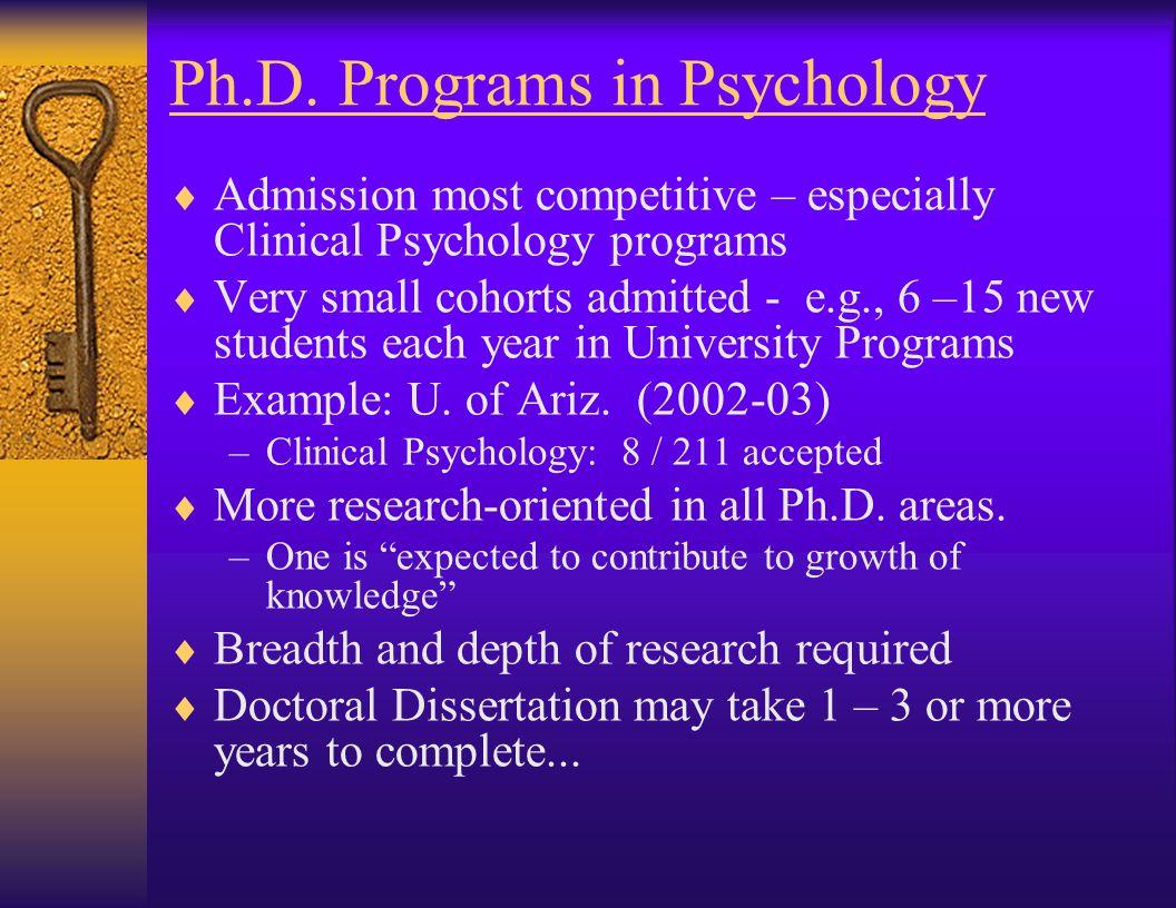 PsyD. Programs (APA accredited)