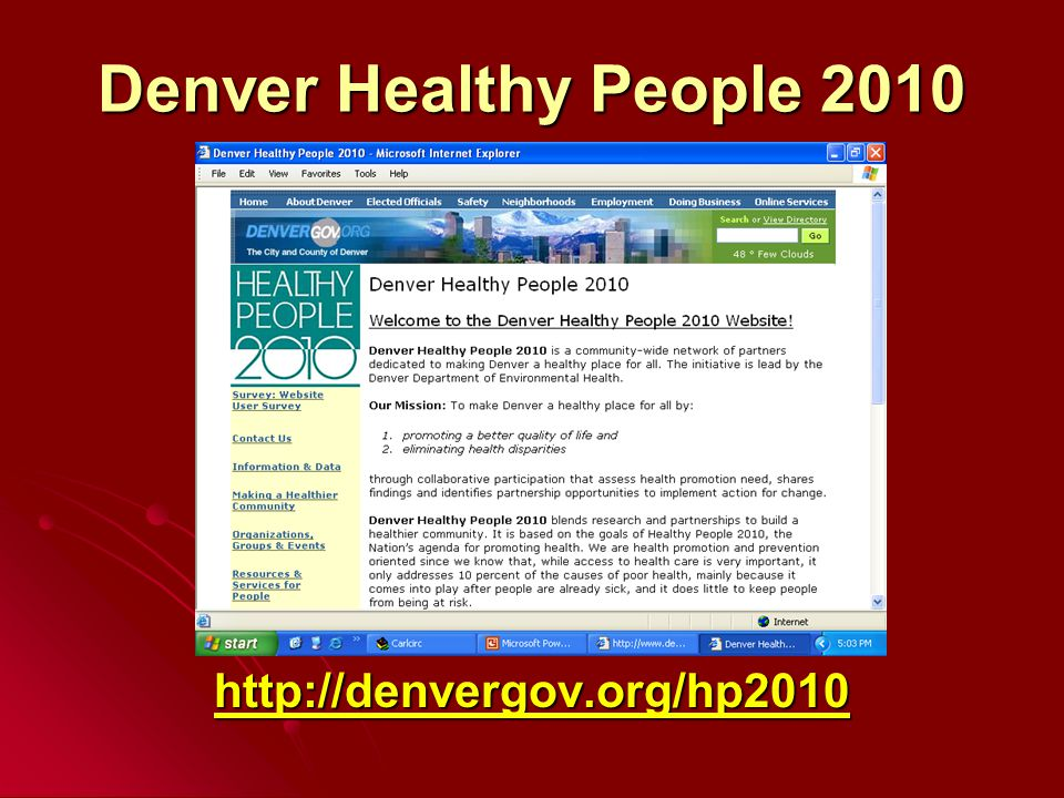 Resources of Special Interest for Community Health Leaders DPL Government Documents DPL Government Documents DPL Grant Writing Resources DPL Grant Writing Resources MedlinePlus MedlinePlus PubMed PubMed TOXNET TOXNET PhPartners PhPartners Subscription Databases including: Subscription Databases including: Health & Wellness Resource Center Statistical Universe And lots more.