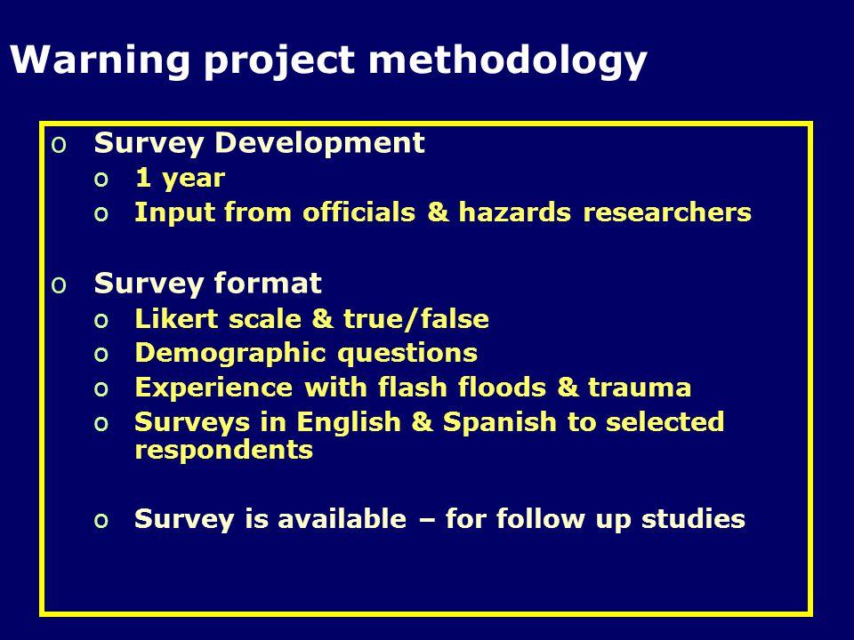 Warning project publications Environmental Hazards 2007 -- Vol 7 oC.