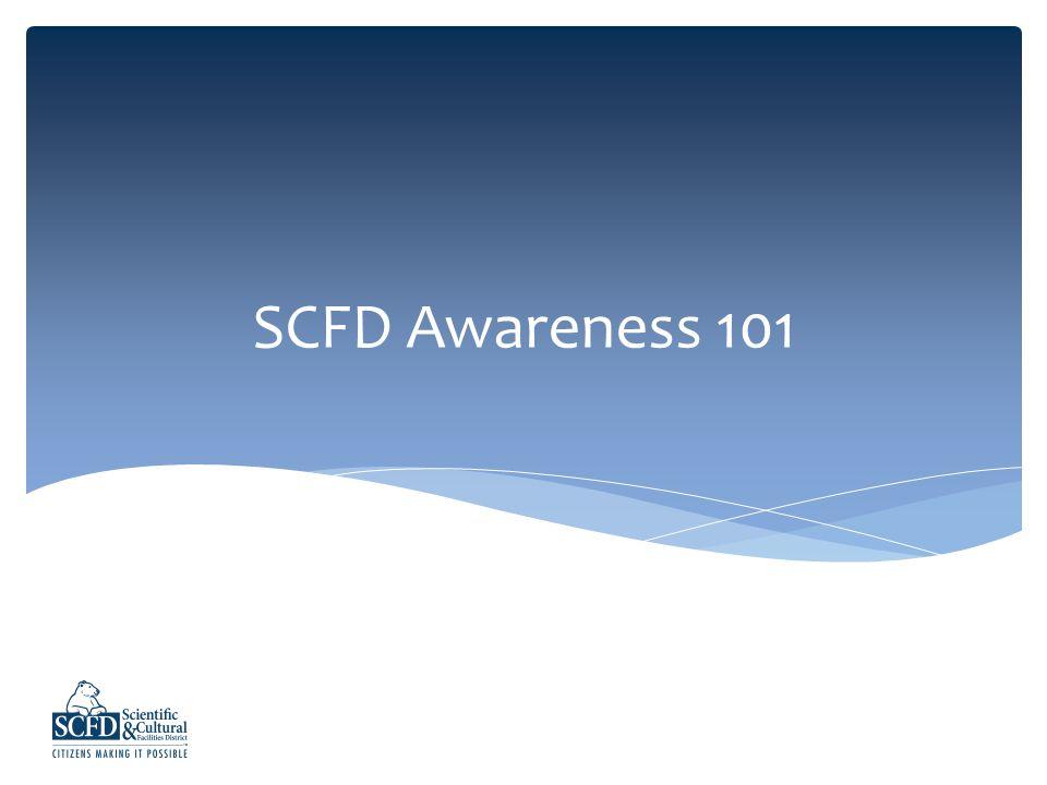 SCFD Awareness 101