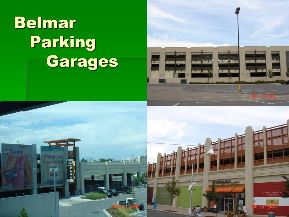 Belmar Parking Garages Belmar Parking Garages