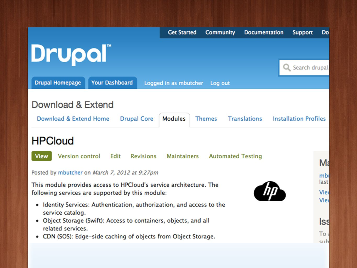 Toss this little phrase out at dinner… Drupal isn't a CMS.