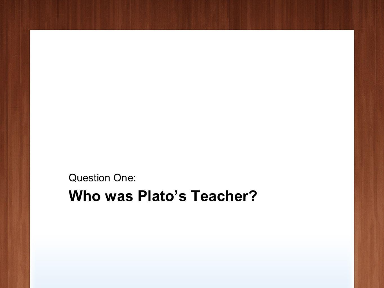 Plato hates this