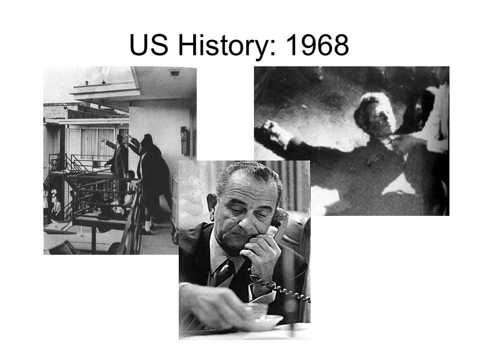 US History: 1968