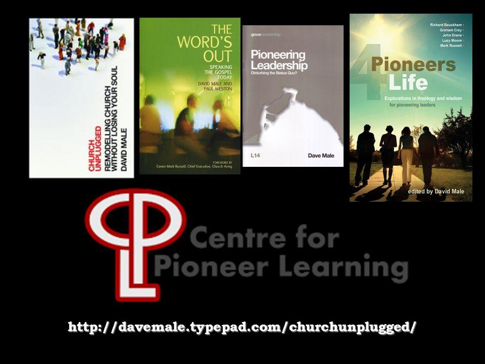 http://davemale.typepad.com/churchunplugged/