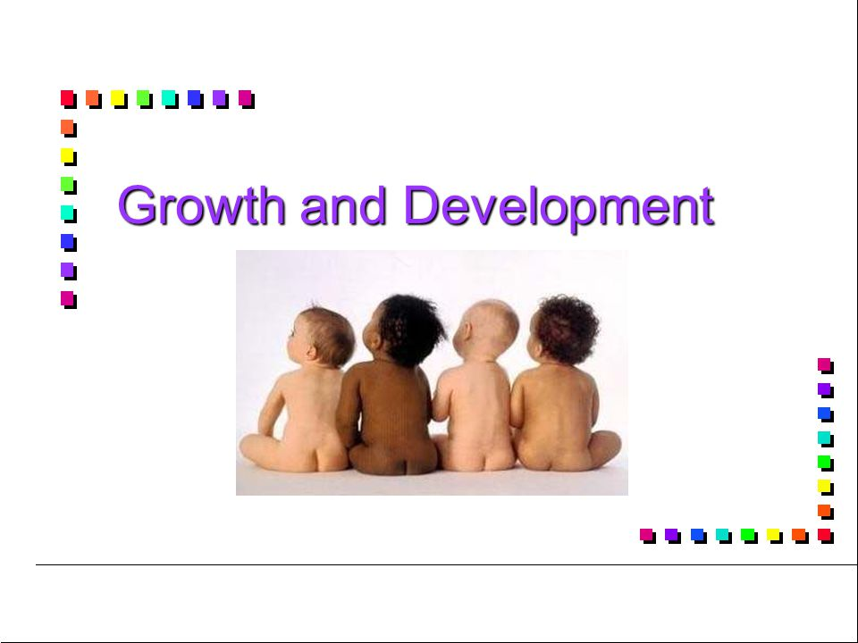 Summary of key points - Infant Summary of key points - Infant n n Nursing Interventions n n Encourage parents to hold and stay with infant.