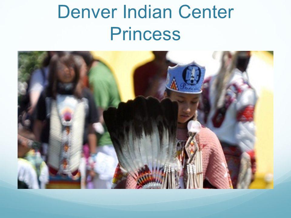 Denver Indian Center Princess