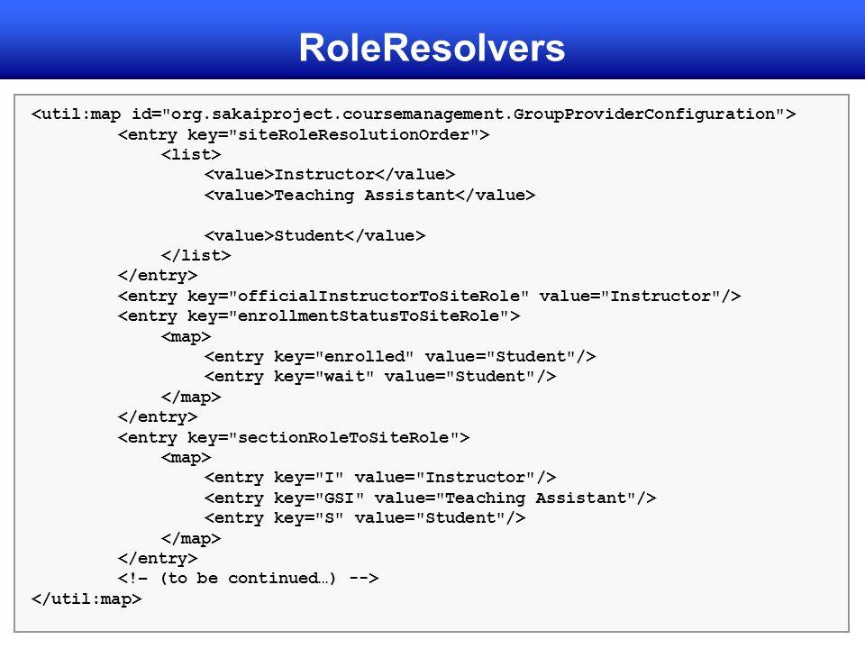 RoleResolvers