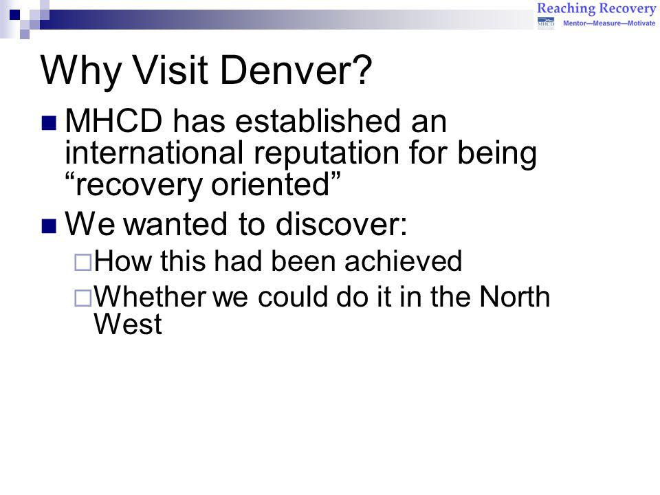 Why Visit Denver.