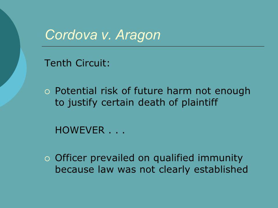 Cordova v.