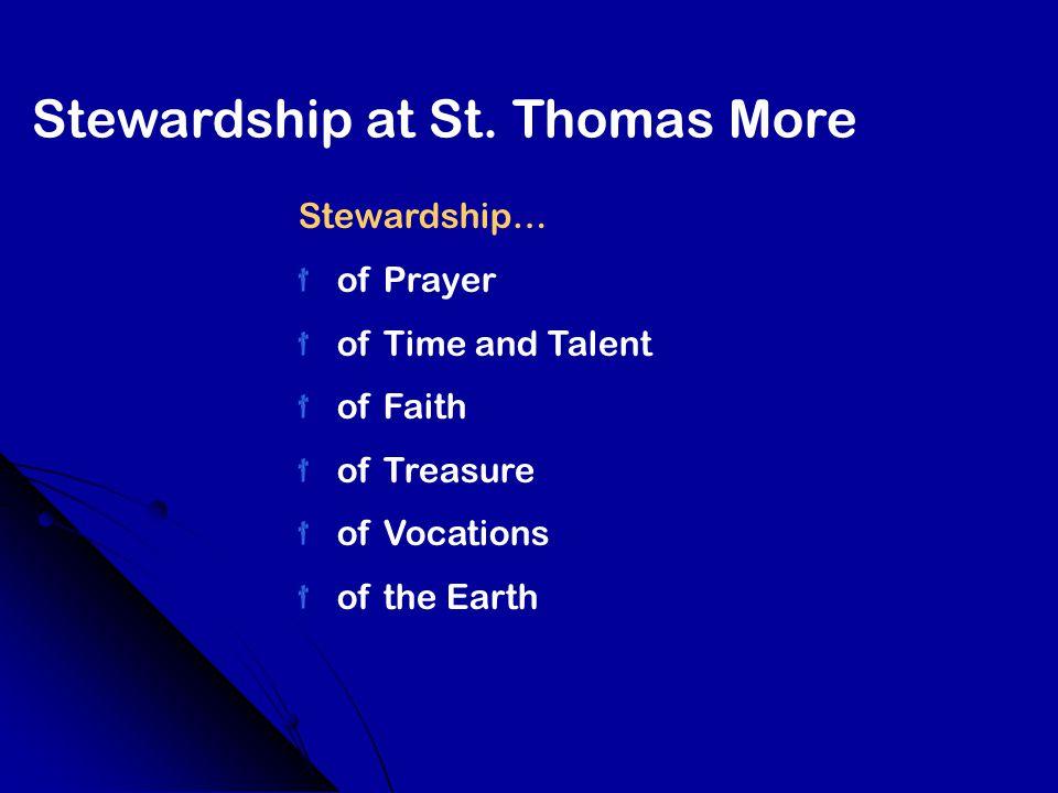 Stewardship at St.