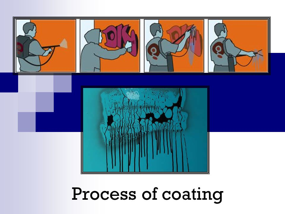 Process of coating