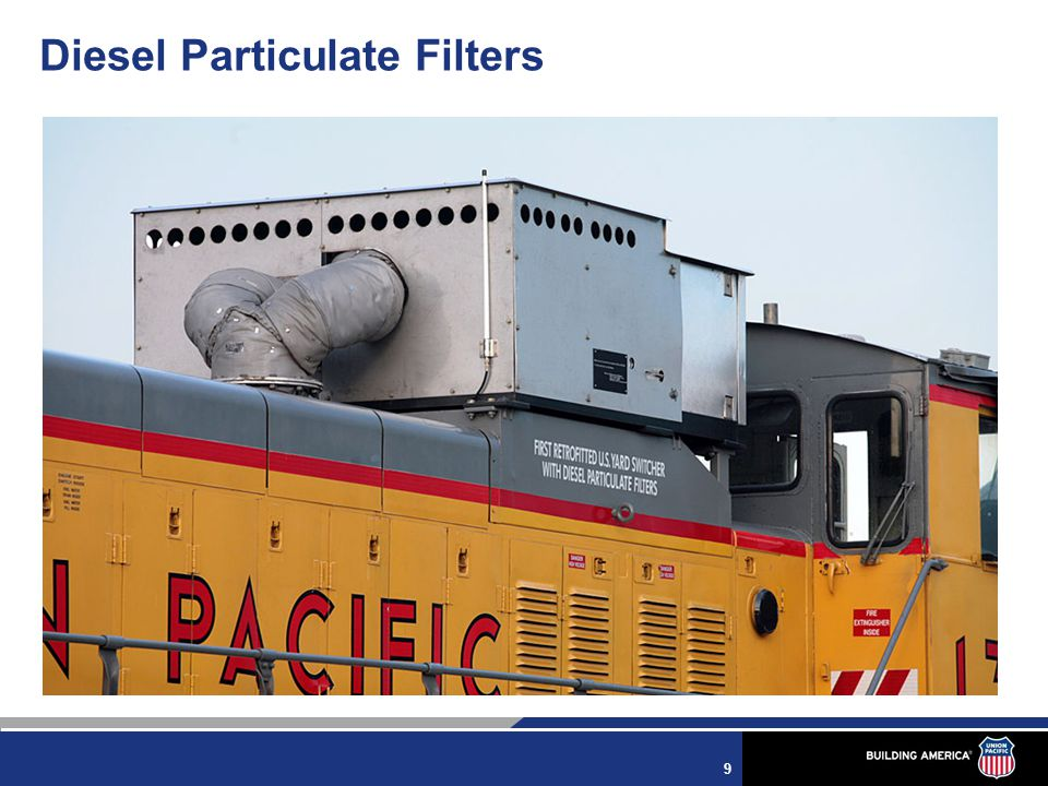 9 Diesel Particulate Filters