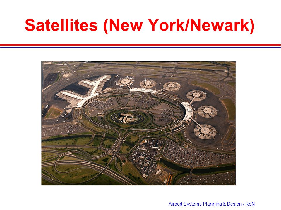 Airport Systems Planning & Design / RdN Satellites: Tampa Source: FAA Office of System Capacity Aviation Capacity Enhancement Plan