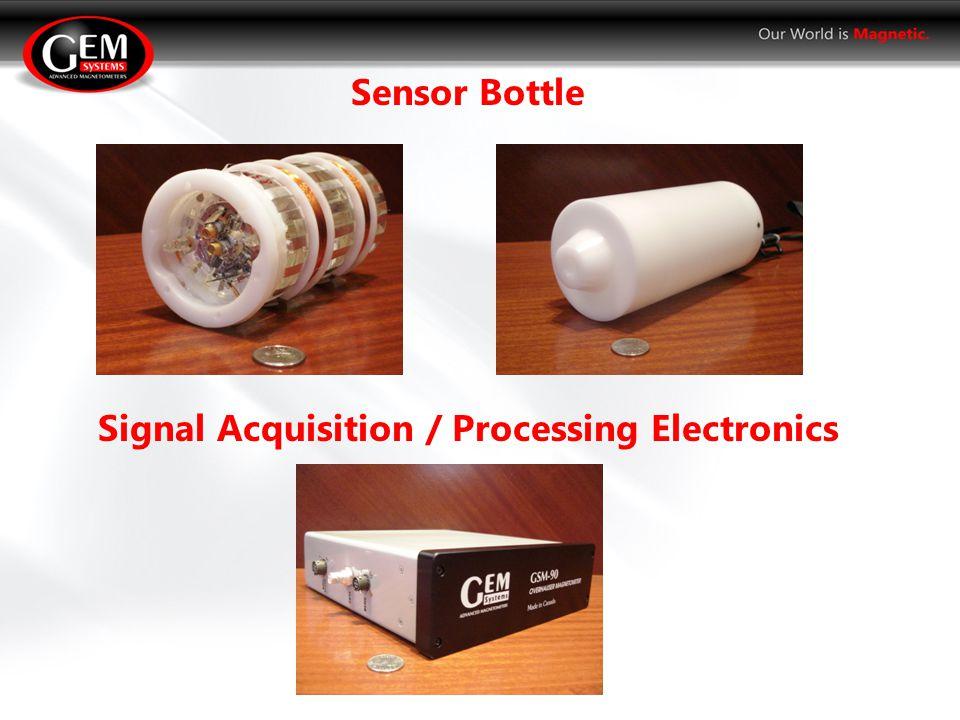 Sensor Bottle Signal Acquisition / Processing Electronics