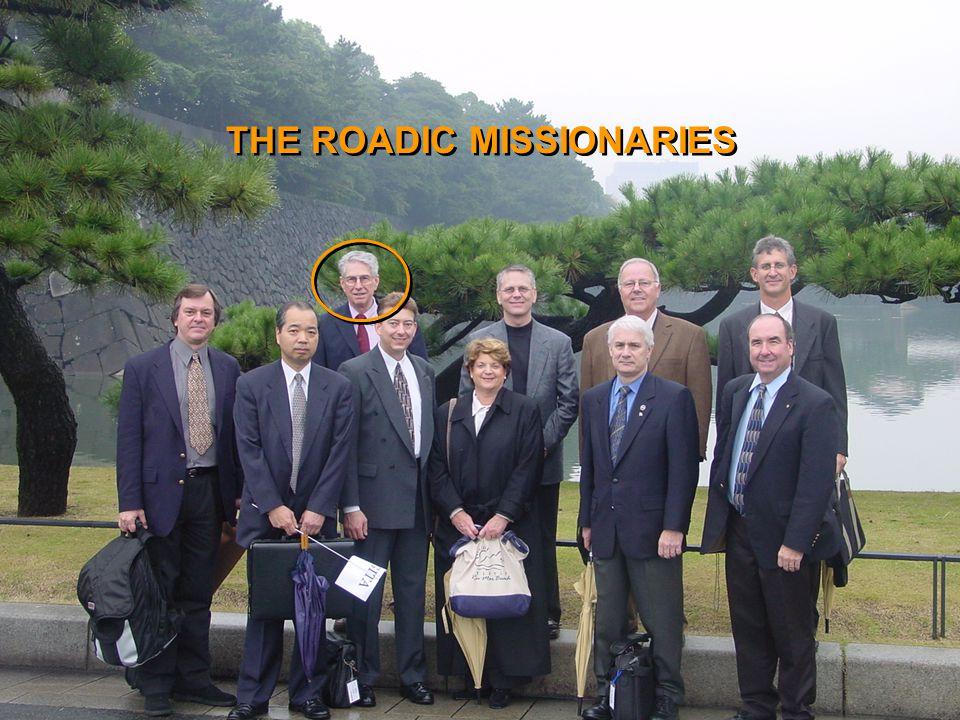 THE ROADIC MISSIONARIES