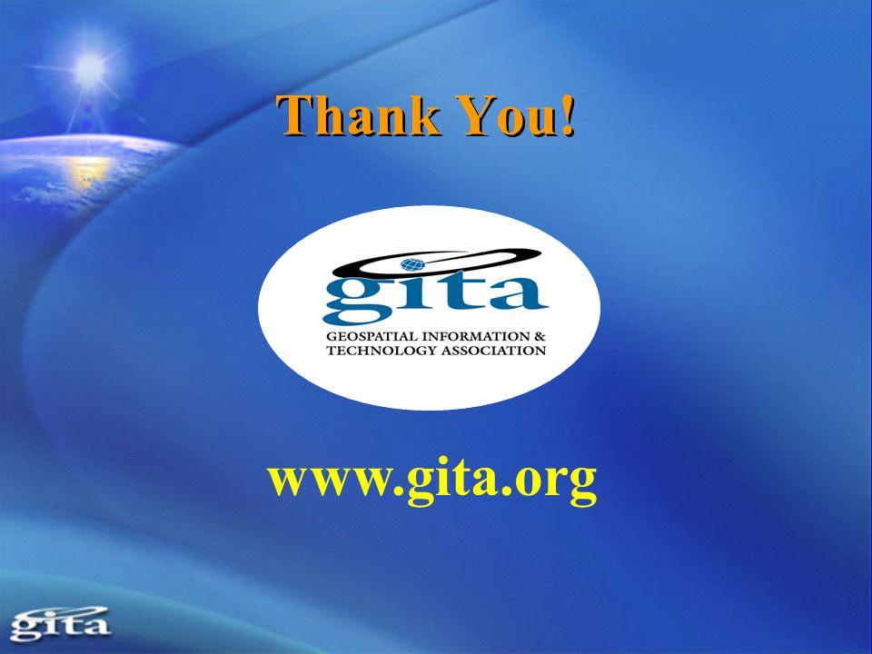 Thank You! www.gita.org