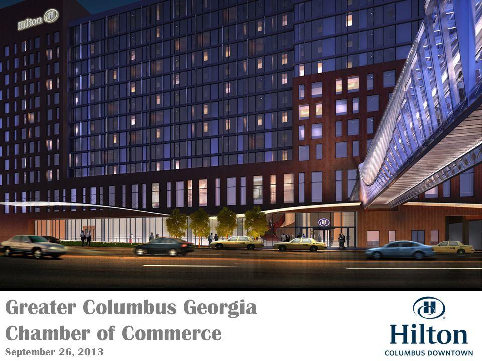 Greater Columbus Georgia Chamber of Commerce September 26, 2013