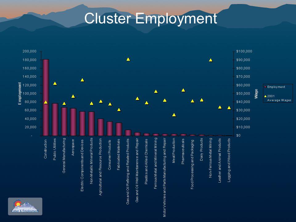 Cluster Employment