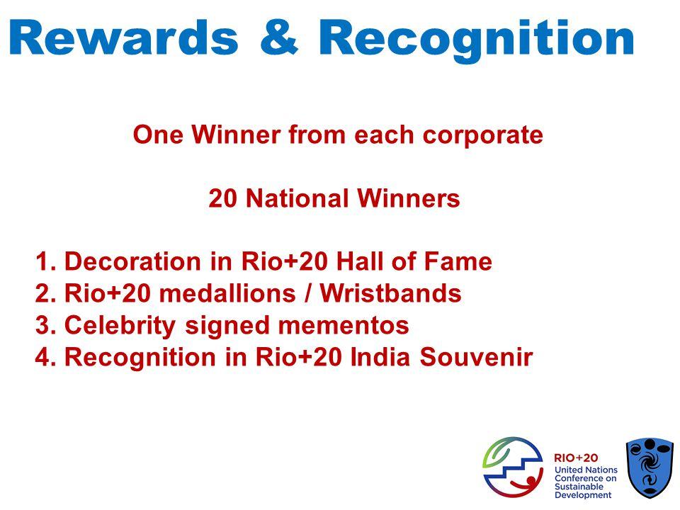 Rewards & Recognition H.