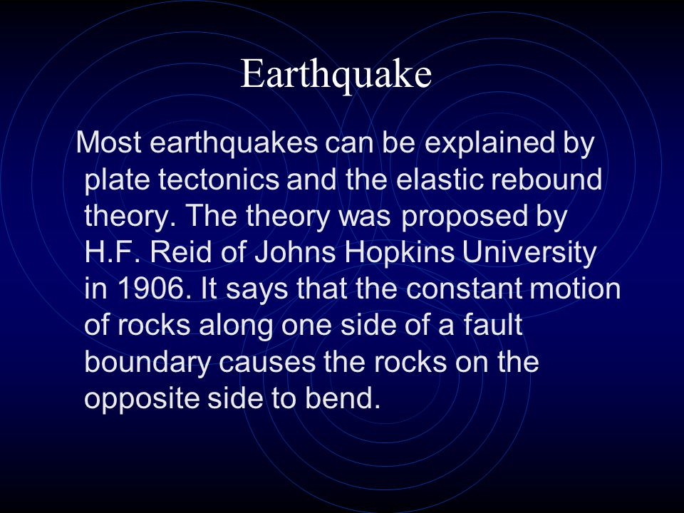 Earthquake: Seismic Waves Seismic waves emanating from the focus can travel as body waves or surface waves.