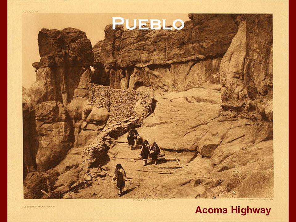 Pueblo Acoma Highway
