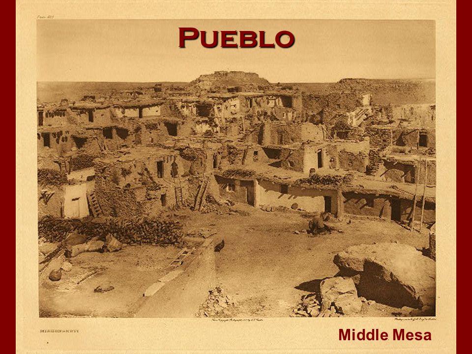 Pueblo Middle Mesa