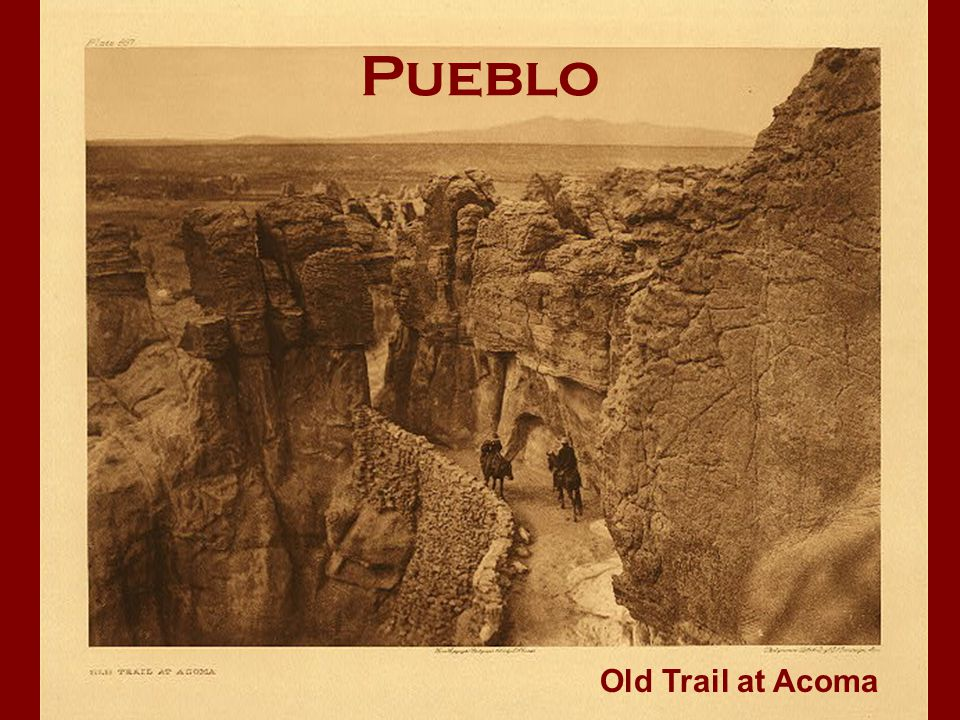 Pueblo Old Trail at Acoma
