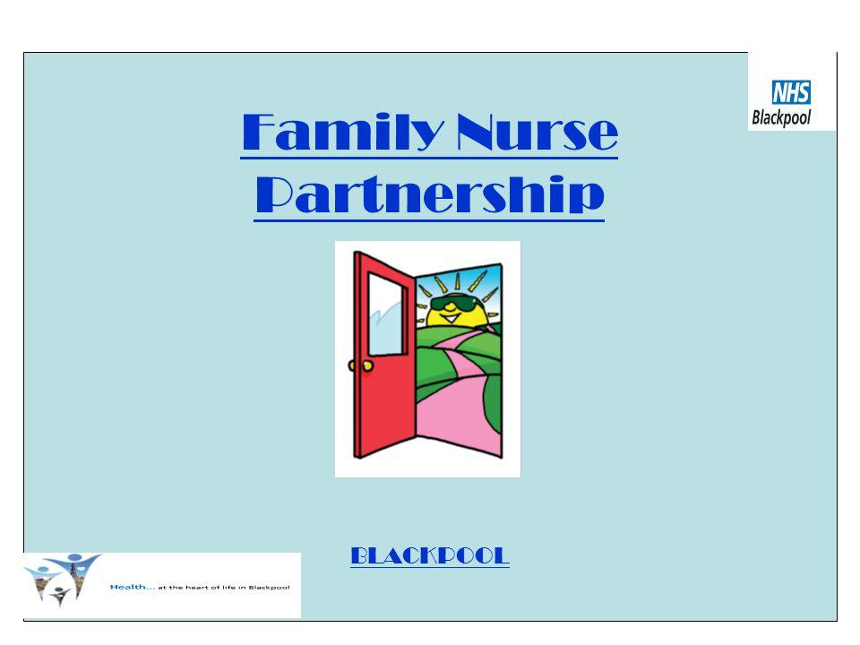Family Nurse Partnership BLACKPOOL