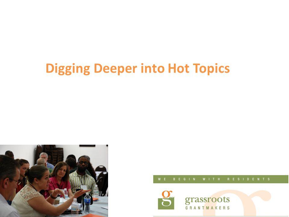 Digging Deeper into Hot Topics