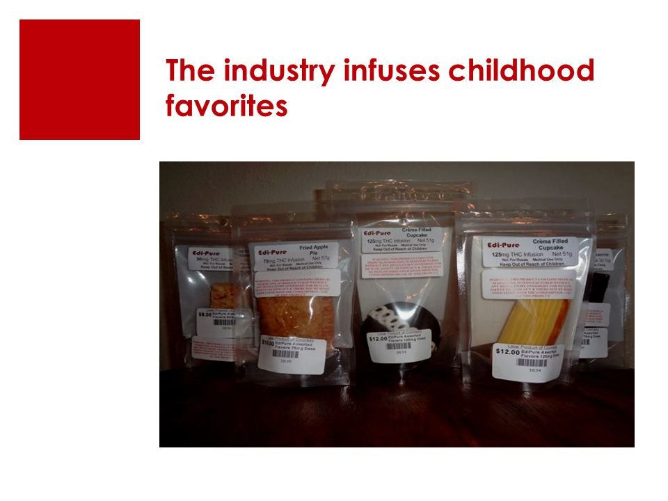 The industry infuses childhood favorites